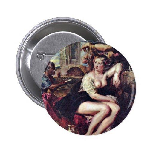 Bathsheba en la fuente de Rubens, Peter Paul (B Pin