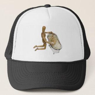 BathTime112609 copy Trucker Hat