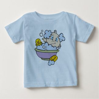 Bathtime Baby  Baby T-Shirt
