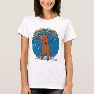 Bathtime for Jellee Cartoon T-Shirt