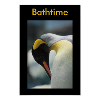 Bathtime Póster