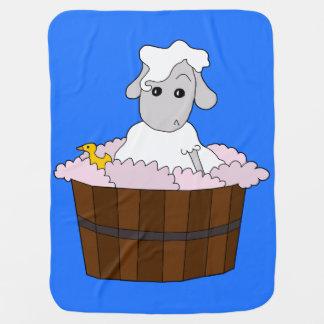 Bathtime Stroller Blanket