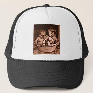 Bathtime Trucker Hat