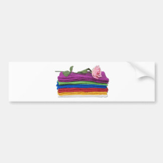 BathTowelsRose Bumper Stickers