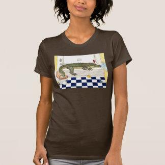 Bathtub Alligator T-Shirt