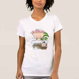 Bathtub Pirates - Blond Girl Tshirts and Gifts