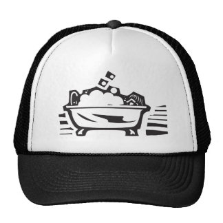 Bathtub Trucker Hat