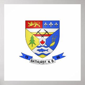 Bathurst2 , Canada Posters