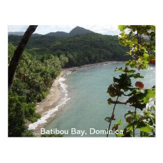 Batibou Bay postcard