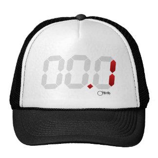 Batidor del zumbador del reloj del juego del conta gorros bordados