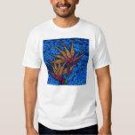 Batik Bird Of Paradise  Tshirt