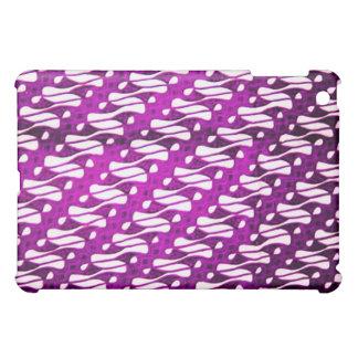 batik cases purple Parang Gendreh Sogan iPad Mini Case