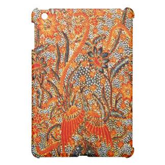 batik cases red ,Ceprik-Pacit-Kroto-Latar-Cemeng iPad Mini Cases