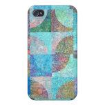 Batik de Wayang Sisriadi iPhone 4/4S Funda