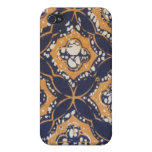 Batik del Balinese iPhone 4/4S Carcasas