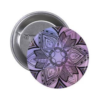 Batik Design Button