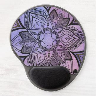 Batik Design Gel Mouse Pad