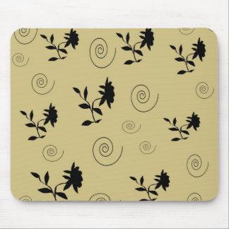 Batik  Design Mouse Pad 04