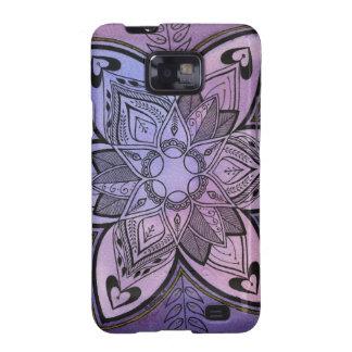 Batik Design Samsung Galaxy Case Samsung Galaxy SII Case