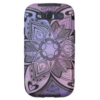 Batik Design Samsung Galaxy Case Galaxy SIII Case