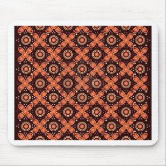 batik graphic art no.2 mousepad