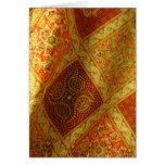 Batik indonesio felicitacion