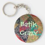 Batik loco llaveros personalizados