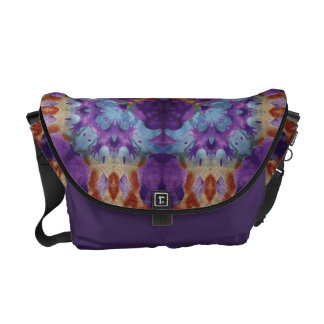 Batik Magic Messenger Bag