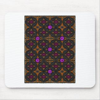 Batik pattern mousepads