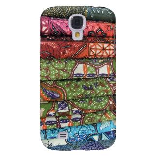Batik sarong patterns galaxy s4 case