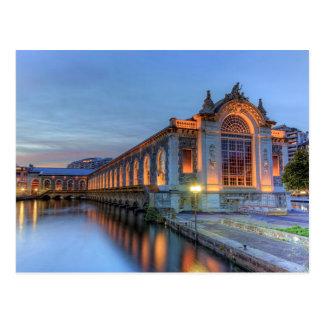 Batiment des Forces-Motrices, Geneva, Switzerland Postcard