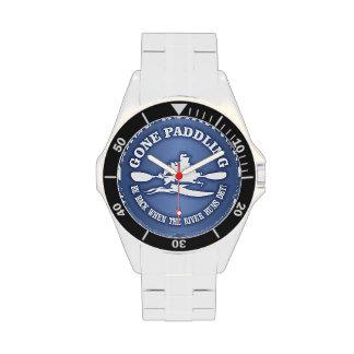 Batimiento ido (rd) reloj de mano