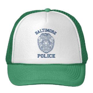 Batimore Police Maryland Trucker Hat