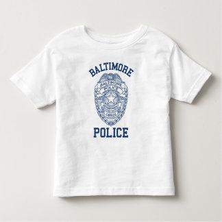 Batimore Police Maryland T-shirts