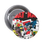 Batman #11 Comic Buttons