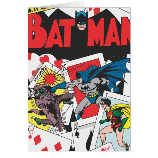 Batman #11 Comic Card