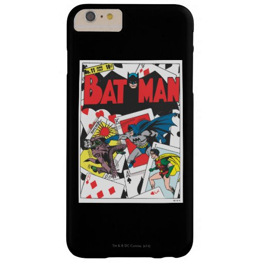 Batman #11 Comic Barely There iPhone 6 Plus Case