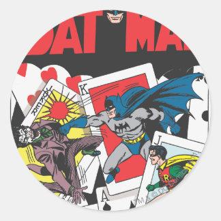 Batman #11 Comic Classic Round Sticker
