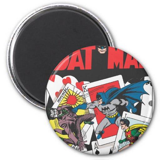 Batman #11 Comic Fridge Magnets