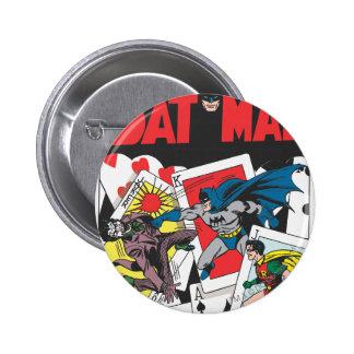 Batman #11 Comic Pinback Button
