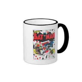 Batman #11 Comic Ringer Coffee Mug