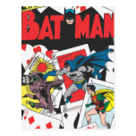Batman #11 cómico postal