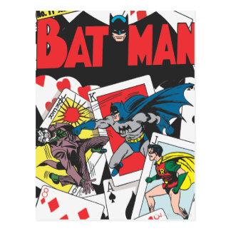 Batman #11 cómico tarjeta postal