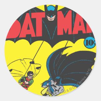 Batman #1 Comic Classic Round Sticker