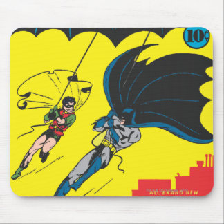 Batman #1 Comic Mouse Pad