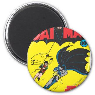 Batman #1 cómico imán redondo 5 cm