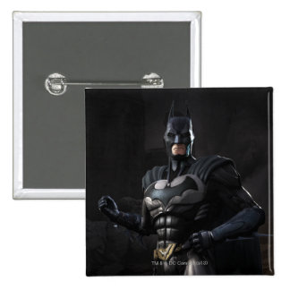 Batman 2 Inch Square Button