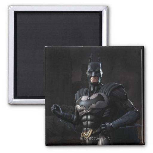 Batman 2 Inch Square Magnet