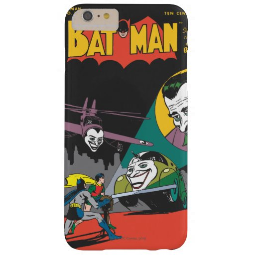 Batman #37 Comic Barely There iPhone 6 Plus Case