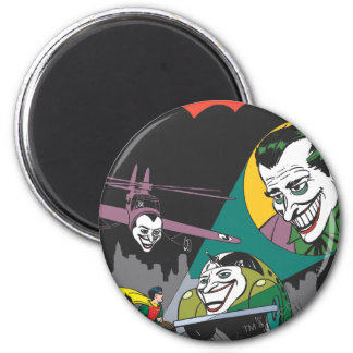 Batman #37 cómico imán redondo 5 cm